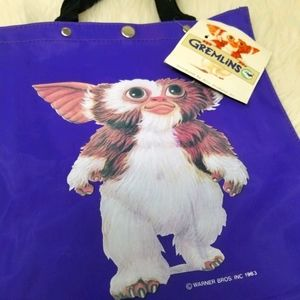 NWT..GREMLINS TOTE BAG. ORIGINAL.